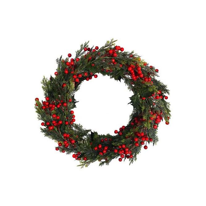 Омела - рождественское растение. Храм Святого Семейства.