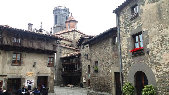 Средневековая глубинка Каталонии. Экскурсии с русским гидом
