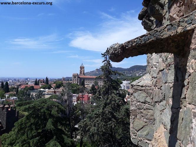 Экскурсии по объектам Антонио Гауди в Барселоне