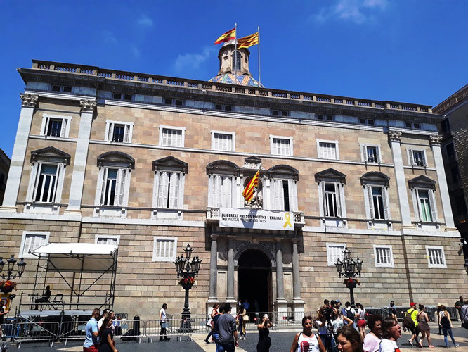 Экскурсия в Барселону и на Монсерат