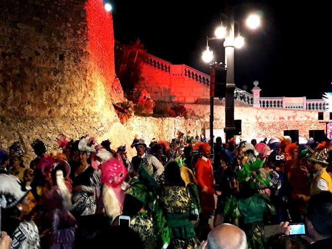 Праздники Каталонии. Карнавалы Каталонии