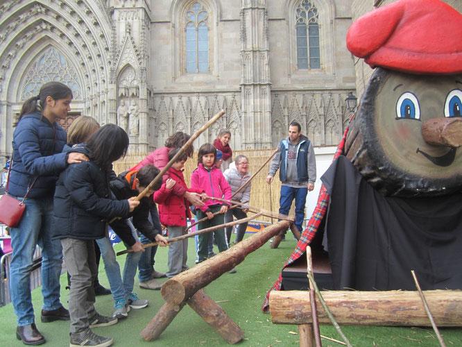 тио де надаль в каталонии, традиции и праздники каталонии