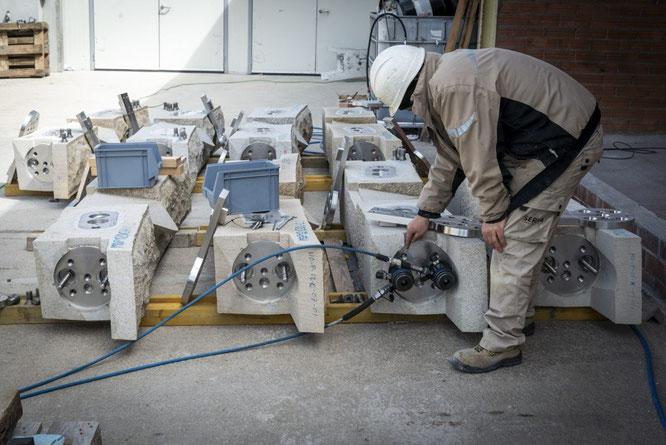 Технологии строительства Саграда Фамилия в Барселоне