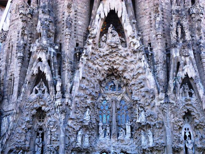 Храм Святого Семейства в Барселоне - история строительства