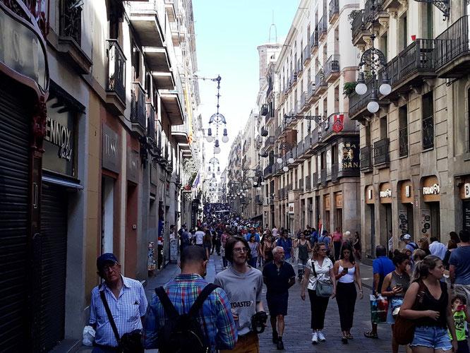 В Барселоне побит рекорд посещаемости