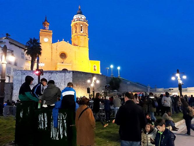 Карнавальная неделя в Испании