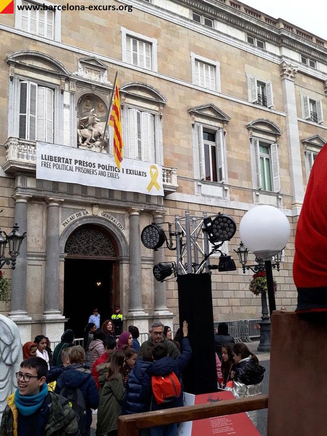 Рождество и новый год в Барселоне, Каталония