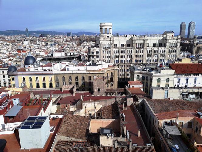 обзорная автомобильная экскурсия по Барселоне