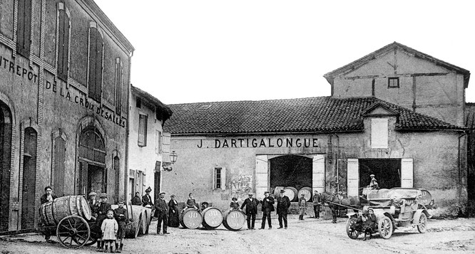 Dartigalongue Bas Armagnac - The oldest Armagnac house