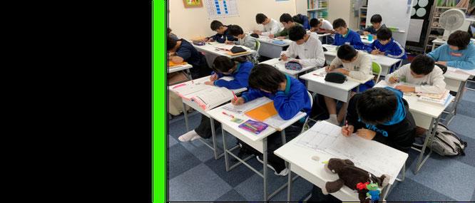 中学生の指導科目、数学・英語・理科・社会・国語