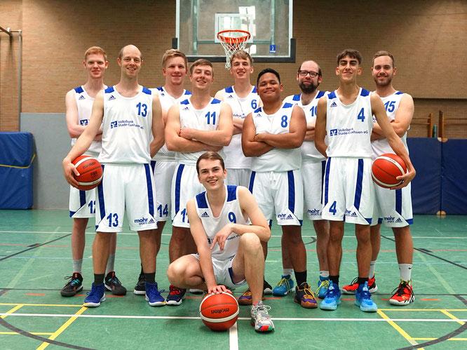 Das 3. Herren-Team in der Saison 2021/22. (Foto: Fromme)