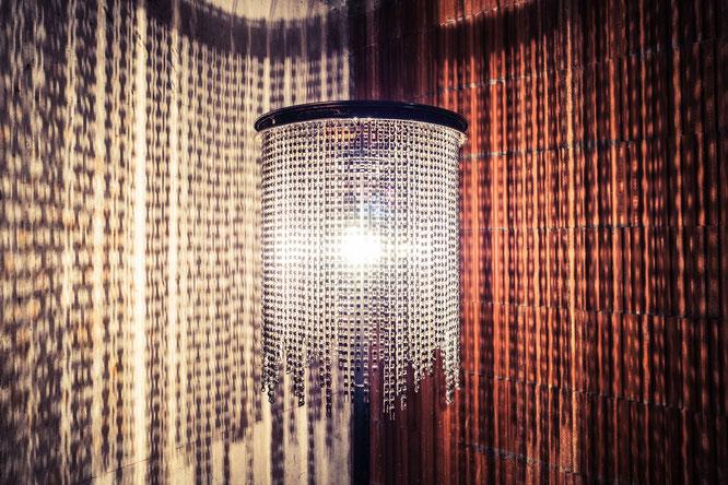 Radlbazi Leuchtobjekt Lampe Lampenmittwoch Ich war eine Dose Upcycling Recycling Do it yourself DIY Basteln selbermachen nachhaltig sustainable ökologisch zerowaste müllfrei bea johnson wasteland rebel Fahrrad Fahrradkette Bartlmoiei Zabielny Swarovski
