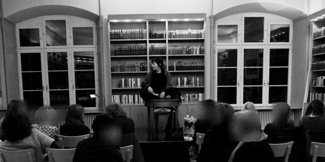 Copyright, AincaArt, Ainca Kira, Foto und Text, Writer, Photographer, Photography, Luisa Francia, Lesung Basel, Allgemeine Lesegesellschaft,
