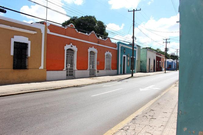 Street in Merida