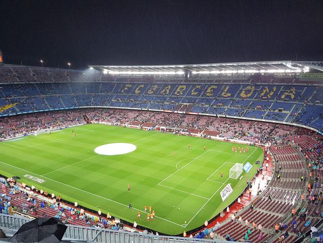 Fußballreise Camp Nou FC Barcelona