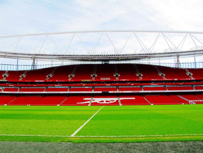 Das Emirates Stadium des Arsenal FC - (c) pixabay