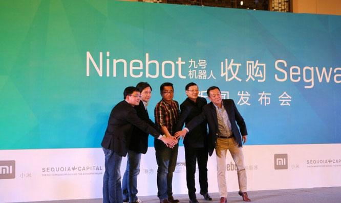Ninebot User Manuals PDF - Service & Repair Manuals