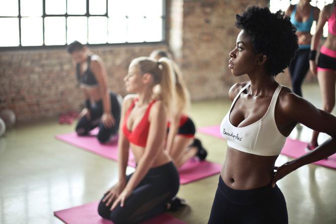 das richtige Fitnessstudio finden