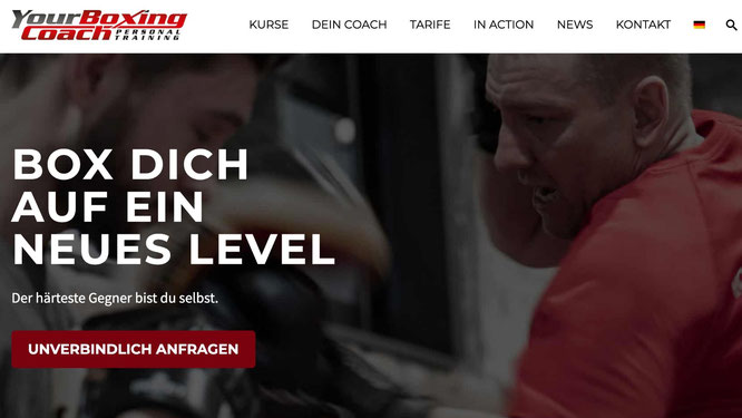 Personal Trainer Zeki Cizgec/YourBoxingCoach