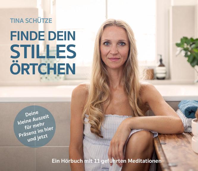 Tina Schütze 'Das stille Örtchen', Hörbuch-Cover