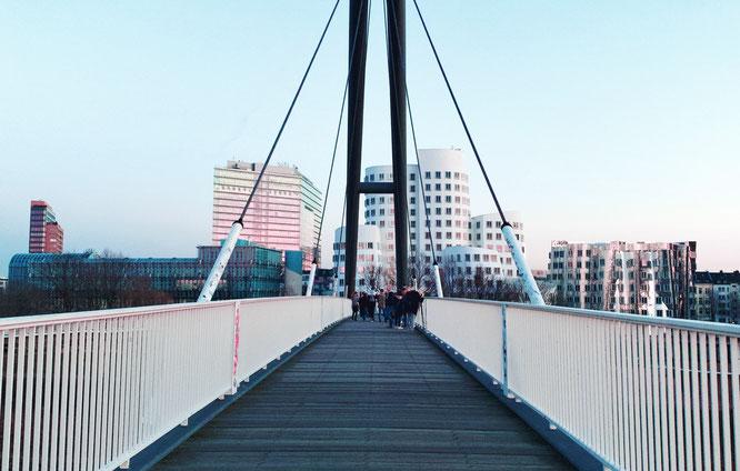Düsseldorf-Medienhafen