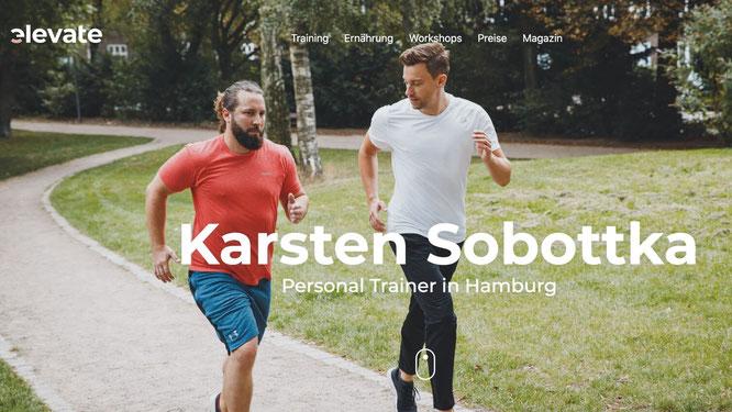 Personal Trainer Karsten Sobottka