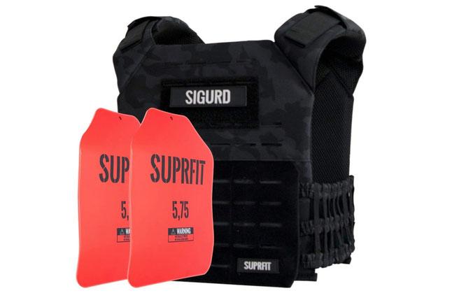 Sigurd-Gewichtsweste von Suprfit