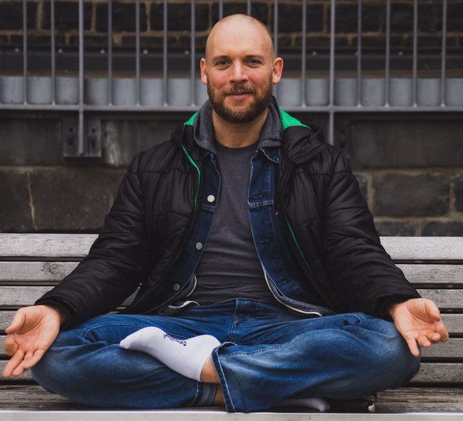 Stefan Siepmann, Yoga-Lehrer