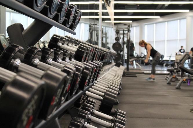 Fitnessstudios in Köln