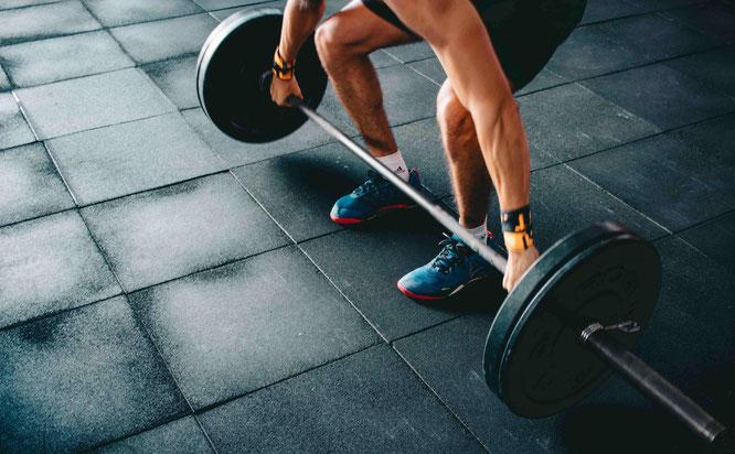 Abnehmen am Bauch mit Sport