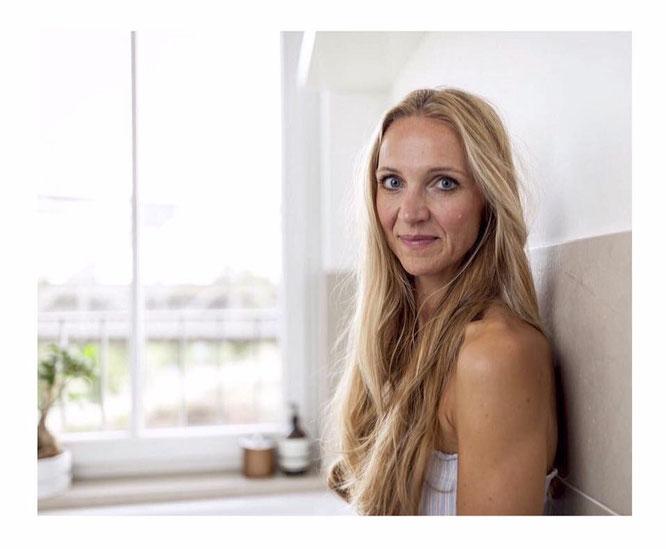 Hörbuch-Autorin Tina Schütze aus Berlin