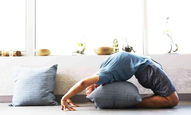 Männer-Yoga