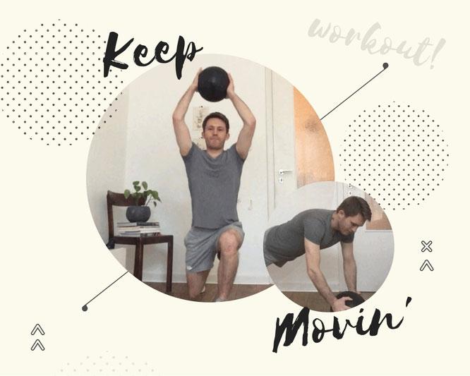5 Medizinball-Übungen für Anfänger und Fortgeschrittene