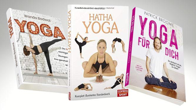 Yoga-Buch-Tipps