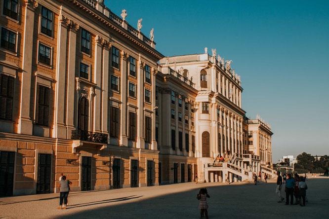 Palast in Wien