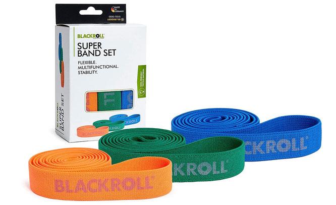 Blackroll-Fitness-Bänder