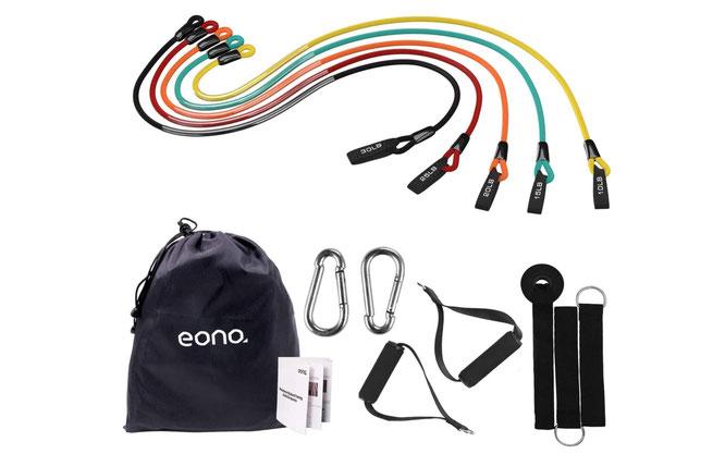eono Fitness-Bänder-Set