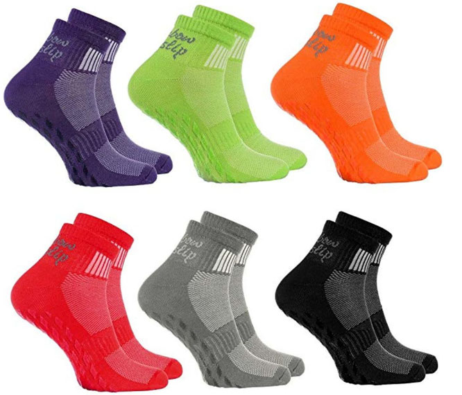 Yoga-Socken von Rainbow Socks
