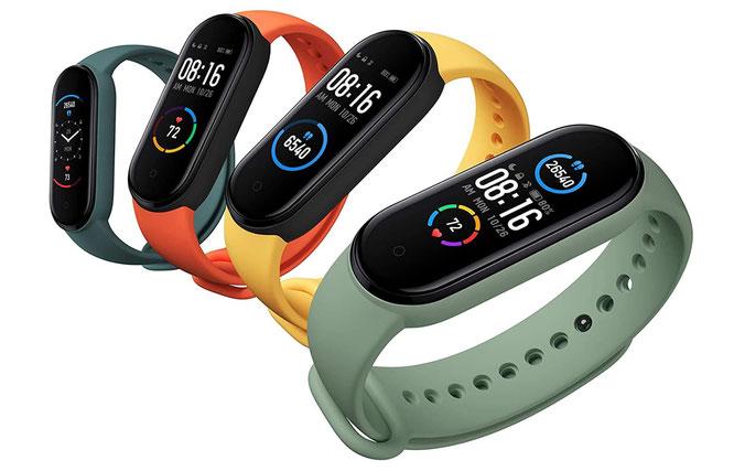 Fitness-Tracker von Xiaomi