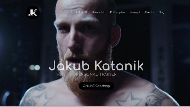 Personal Trainer Jakub Katanik aus Hamburg