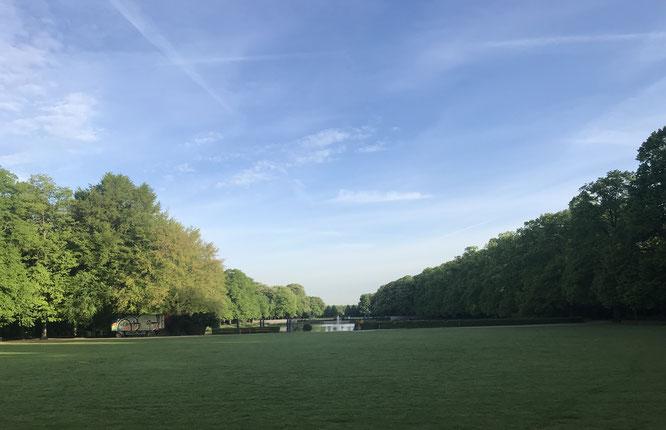Blücherpark in Köln