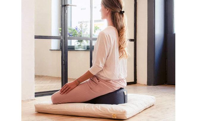 Lotuscrafts Meditationskissen