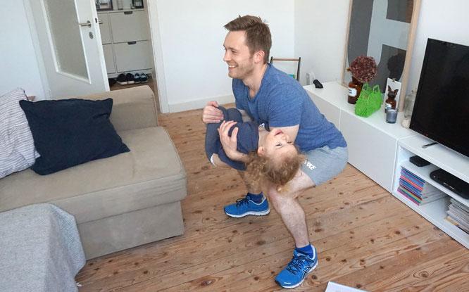 Sport mit Baby