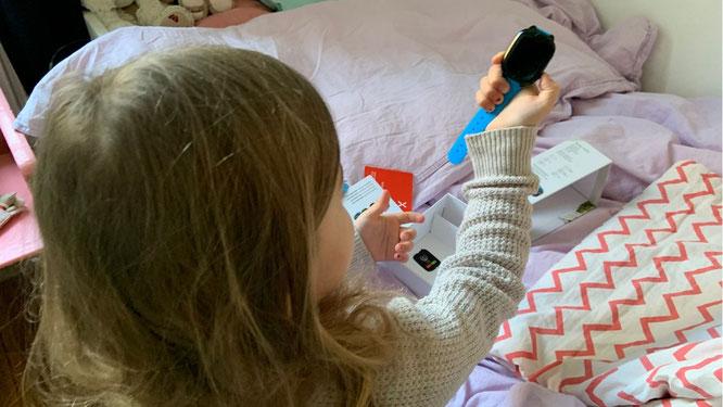 Xplora Go2 im Kinderzimmer-Test