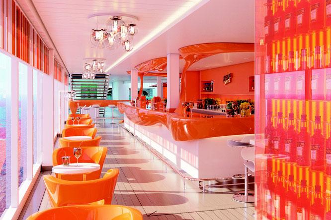 Costa Smeralda Aperol Spritz Bar