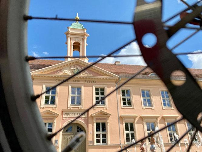 Altes Gymnasium Neuruppin, Ruppiner Seenland, Brandenburg