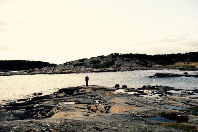 Schweden Kattegattleden Meer