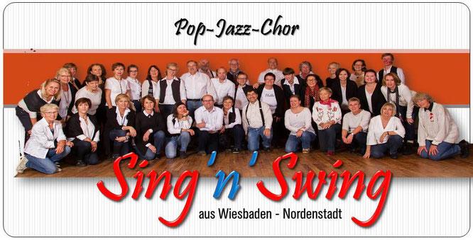 Pop-Jazz-Chor Sing'n'Swing aus Nordenstadt