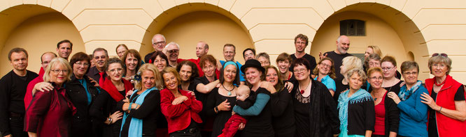 Sing'n'Swing in Koblenz September 2014