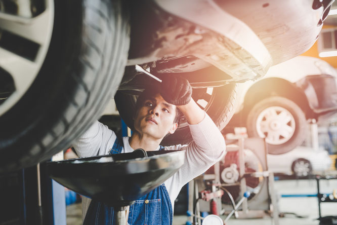 Service Inspektion Reifenwechsel